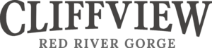 Cliffview Cabins Logo